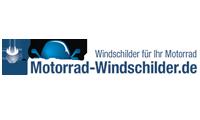Motorrad-Windschilder