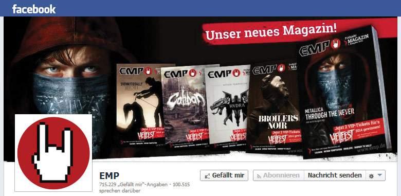 EMP Facebook