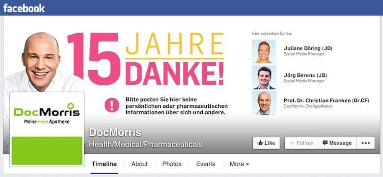 DocMorris Fanpage