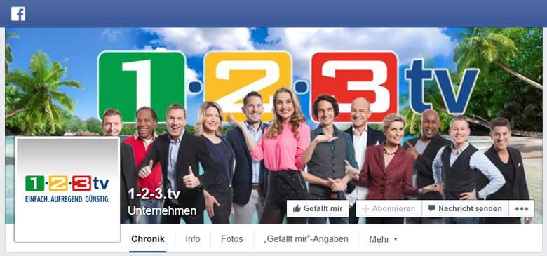 Facebook von 123tv