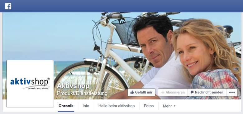 Facebook von Aktivshop