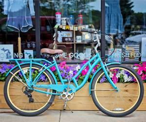 Fahrrad bei Aktivshop