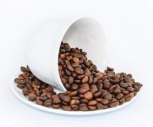 Kaffeebohnen bei Allvendo