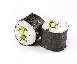 Sushi Produkte bei Asiafoodland
