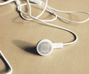 Kopfhörer für das Hören Hörbücher bei Audible