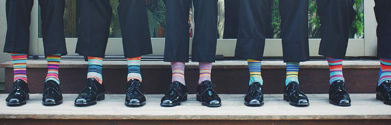 Socken bei Babista