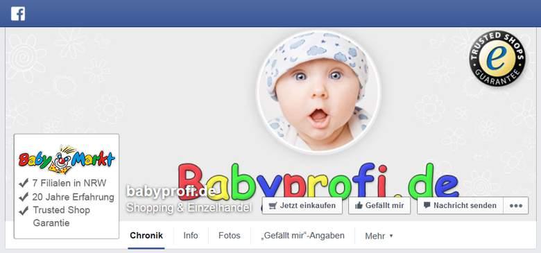 Facebook von Babyprofi