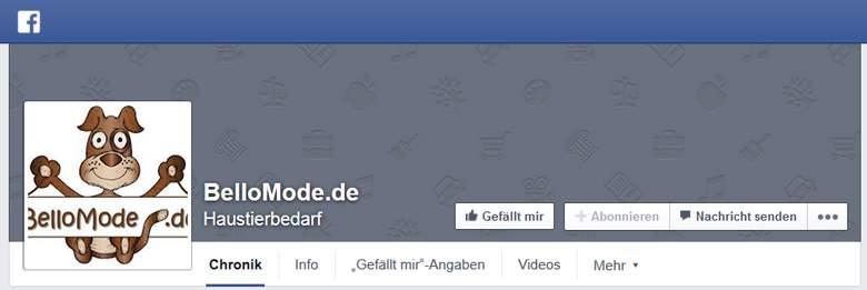 Facebook von Bellomode