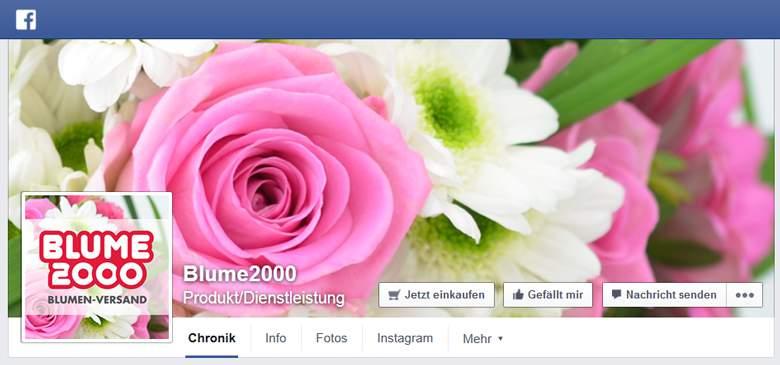 Facebook von Blume2000