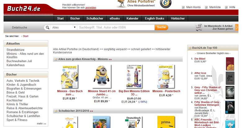 Buch24 Shop