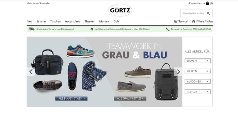 gortz shop