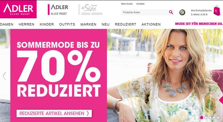 Adler Shop