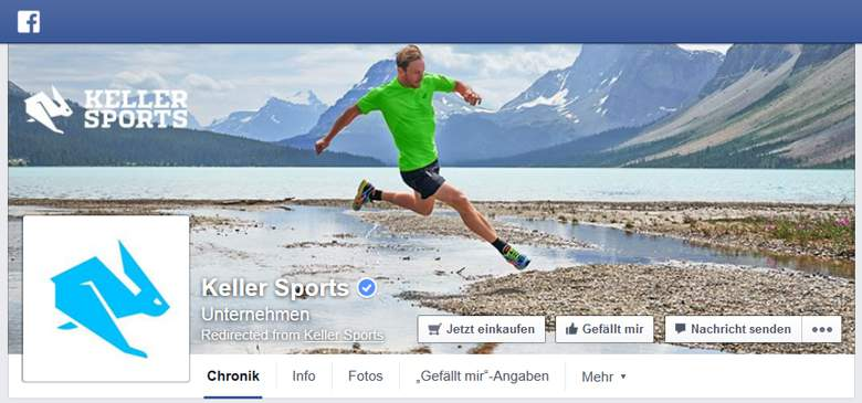 facebook von keller sports