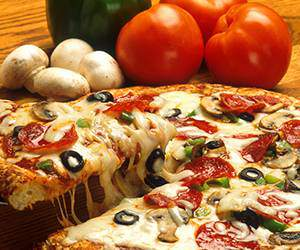Pizza bestellen bei Lieferando.de