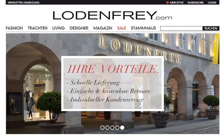 Lodenfrey Shop