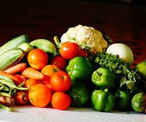 Gemüse bei myTime