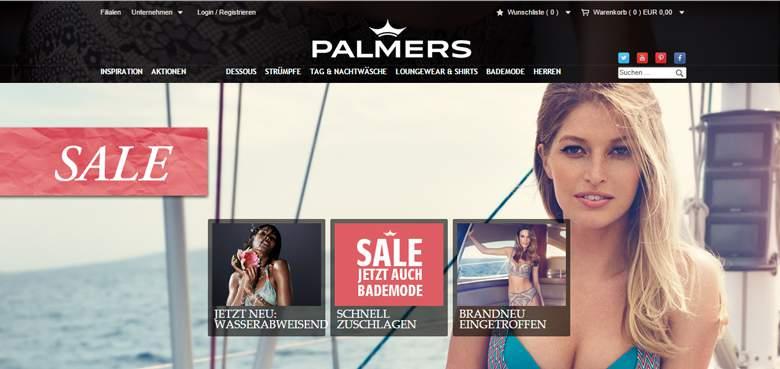 Palmers Shop