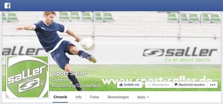Facebook von Saller
