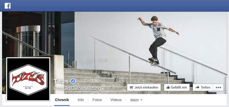 Titus Facebook