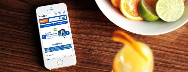 Toysrus App für iPhone