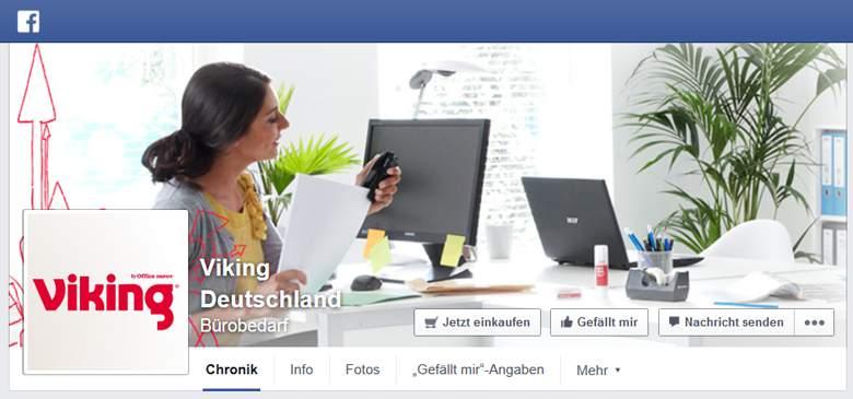 Facebook von Viking