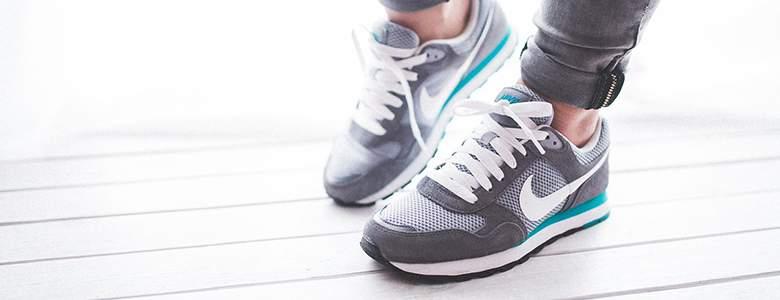 Schuhe bei Burner