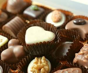Schokolade bei Chocolissimo