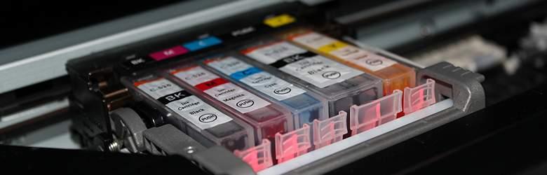 Toner bei Drucker-günstiger