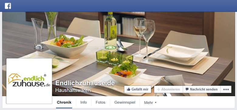 endlichzuhause bei Facebook