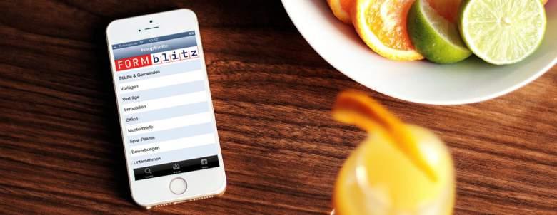 Formblitz App