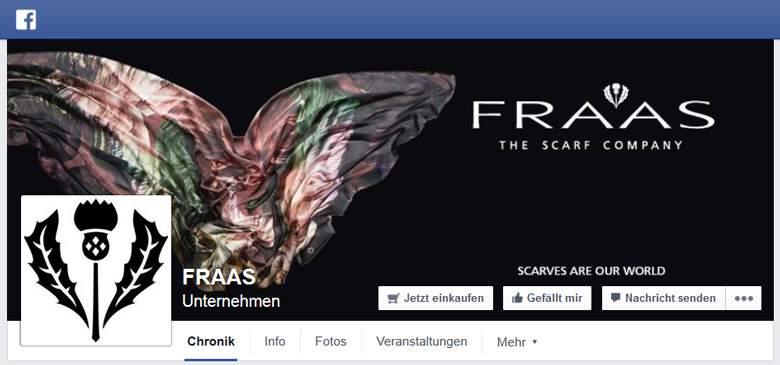 FRAAS bei Facebook