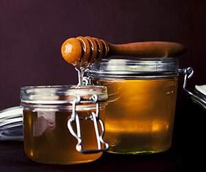 Honig bei Gourvita