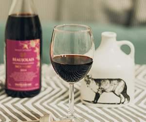 Rotwein bei Ebrosia