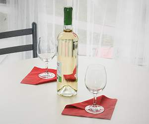 Weißwein bei Ebrosia