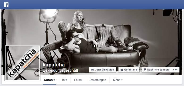 kapatcha bei Facebook