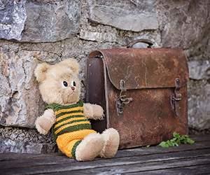 Teddybär bei Kidoh