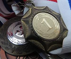 Medaille bei Kössinger-Shop