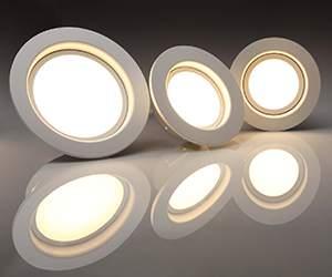 Beleuchtung bei Leuchtenzentrale
