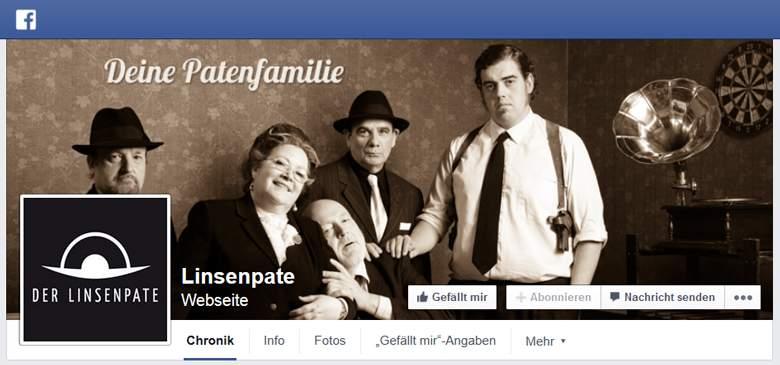 Linsenpate bei Facebook
