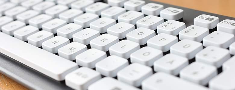 Klaviatur bei Logitech