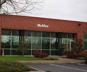 McAfee Sitz