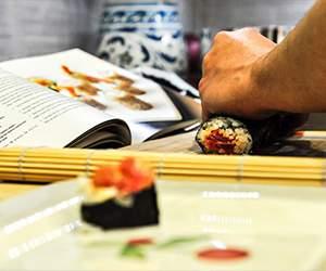 Sushi Kochkurse bei Meventi