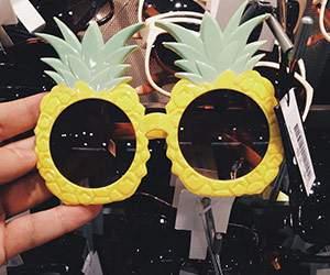 Sonnenbrille bei H&M
