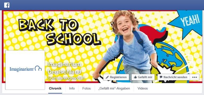 Imaginarium bei Facebook