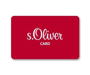 s.Oliver Card