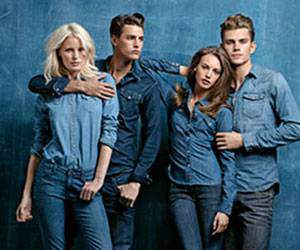 Jeans bei Herrenausstatter