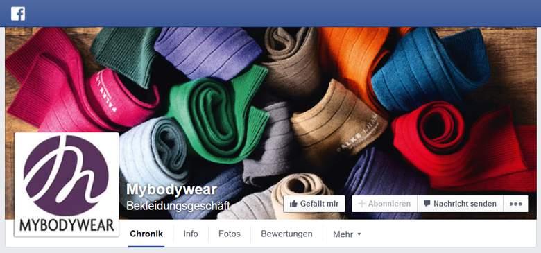 mybodywear bei Facebook