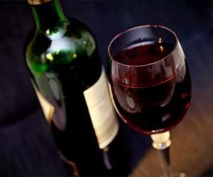 Weinglas bei myParadise