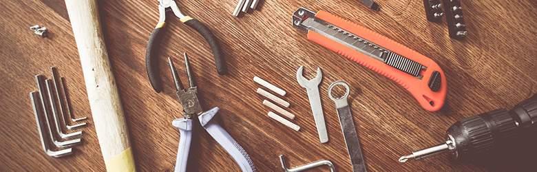 Handwerkszeug bei OBI