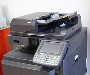 Kopiergerät bei Office Partner